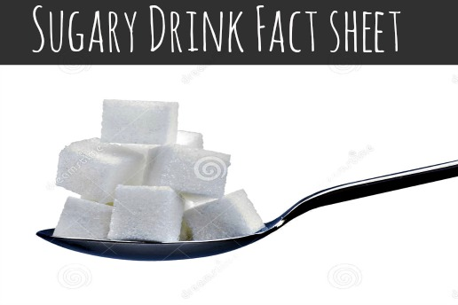 Sugary Drink Fact Sheet